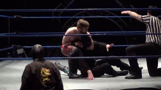 Not Bad Chad vs. Zero-1 - Premier Pro Wrestling PPW #288