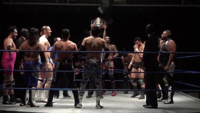 2020 Armageddon Gauntlet - Premier Pro Wrestling PPW #289