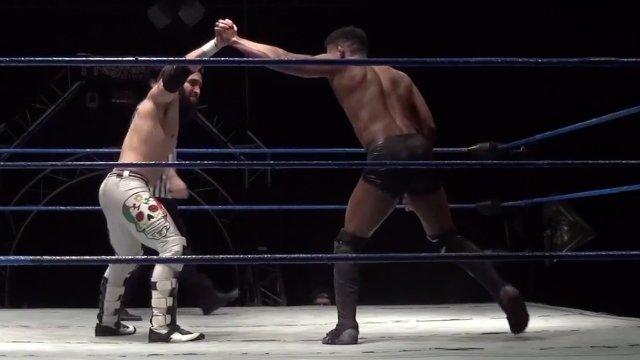 Iniestra vs. Tim Castle - Premier Pro Wrestling PPW #290