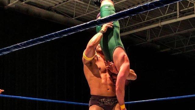 Marcus Smith vs. Matt Vine - Premier Pro Wrestling PPW #290