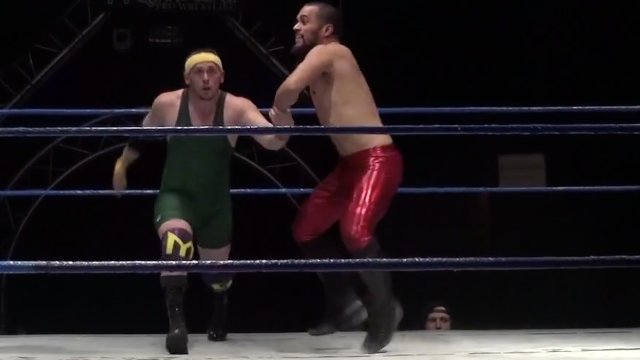 Marcus Smith vs. Ultimo - Premier Pro Wrestling PPW #290