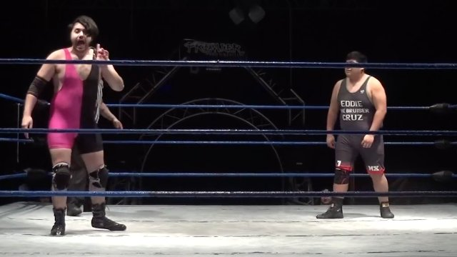Connor Corr vs. Eddie Cruz - Premier Pro Wrestling PPW #293