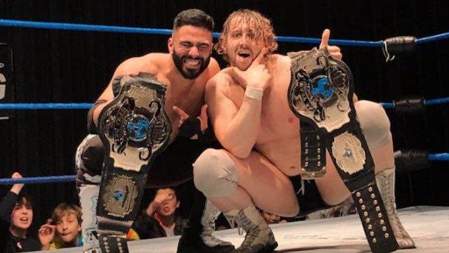 Anakin & Jose Acosta (c) vs. Chase Gosling & Semsei - Premier Pro Wrestling PPW #293