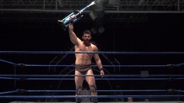 Matt Vine (c) vs. Anakin vs. Semsei - Premier Pro Wrestling PPW #296