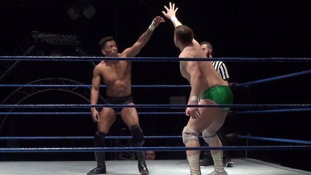 Chase Gosling vs. Tim Castle - Premier Pro Wrestling PPW #296