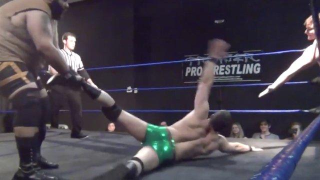 Michael Mack & Backwoods Brown vs. Alex Bernadino & Matt Vine - Premier Pro Wrestling PPW #46