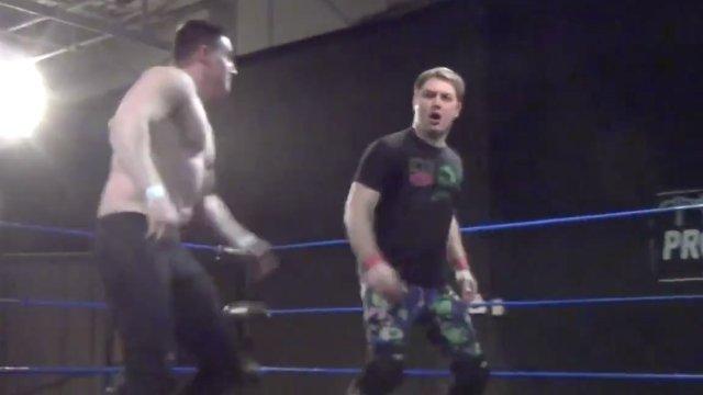 Texas Pete vs. Jack Carpenter vs. Max Cruz - Premier Pro Wrestling PPW #46