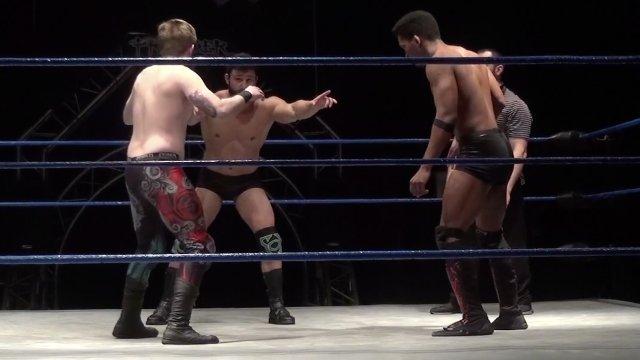 Matt Vine vs. Not Bad Chad vs. Tim Castle - Premier Pro Wrestling PPW