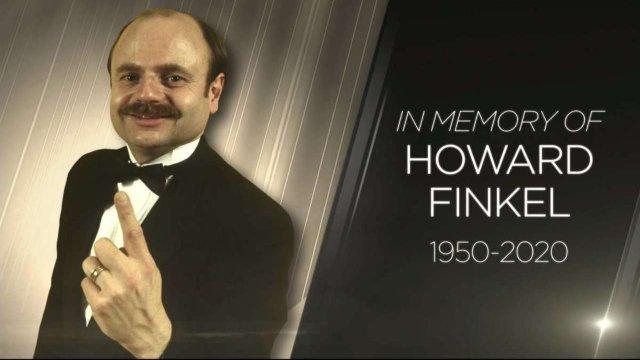 In Memory of Howard Finkel 1950 - 2020