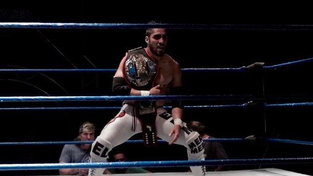 Jose Acosta (c) vs. Iniestra - Premier Pro Wrestling PPW #306