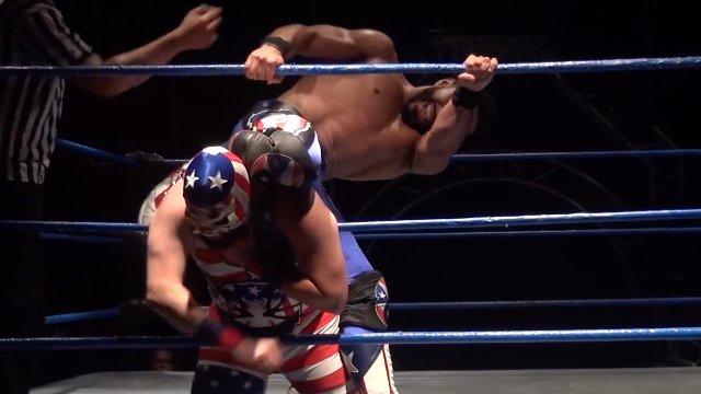 Semsei vs. American Beard - Premier Pro Wrestling PPW #314