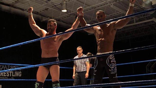 Matt Vine vs. D. Stroyer - Premier Pro Wrestling PPW #315