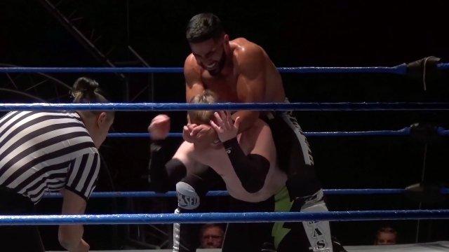 Semsei vs. Charlie Hustle - Premier Pro Wrestling PPW #315