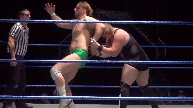Chase Gosling vs. Slick Willy - Premier Pro Wrestling PPW #318