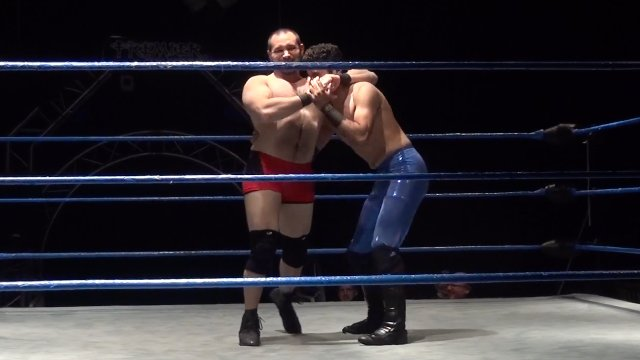 Pancho vs. Xander Lars - Premier Pro Wrestling PPW #319