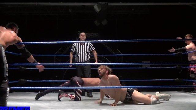 Chase Gosling & Semsei (c) vs. Ventura & Charlie Hustle - Premier Pro Wrestling PPW #320
