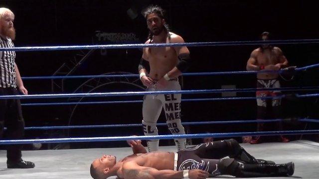 Matt Vine & Iniestra vs. Jose Acosta & D. Stroyer - Premier Pro Wrestling PPW #322