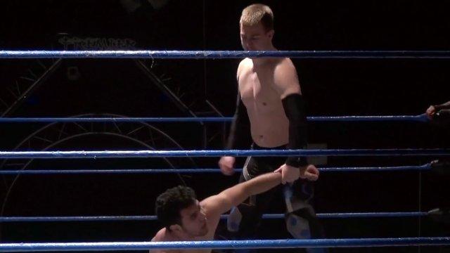 Iniestra & Pancho vs. Ventura & Charlie Hustle - Premier Pro Wrestling PPW #328