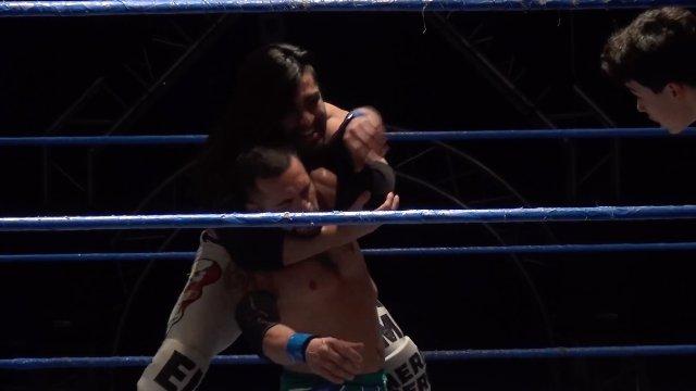 Iniestra vs. Ultimo - Premier Pro Wrestling PPW #329