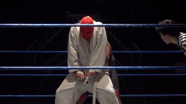 Eddie Cruz vs. Double Zero - Premier Pro Wrestling PPW #329