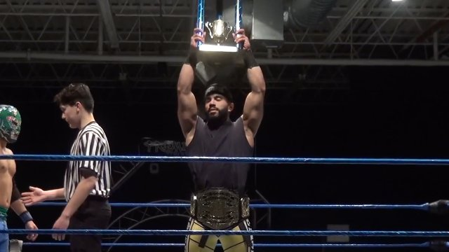 Semsei vs. Ultimo Pachuco - Premier Pro Wrestling PPW #339