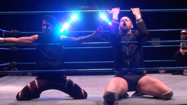 Iniestra & Pancho (c) vs. Chase Gosling & Ventura - Premier Pro Wrestling PPW #345