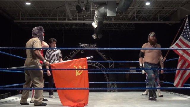 American Beard & Moondog Murray vs. Russian Assassins - Premier Pro Wrestling PPW #347