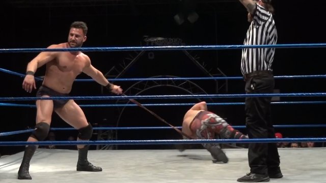 Jose Acosta vs. Matt Vine- Premier Pro Wrestling Fortitude