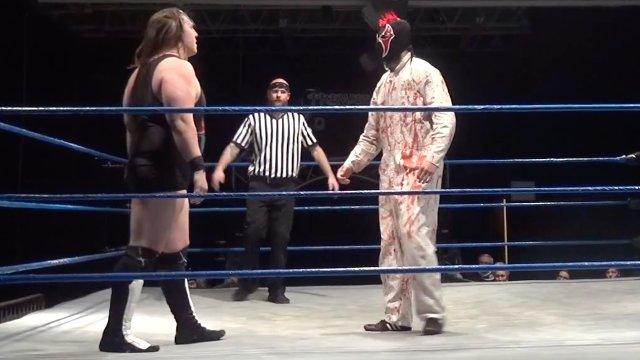 Slick Willy vs. Psycho Spawn - Premier Pro Wrestling PPW #352