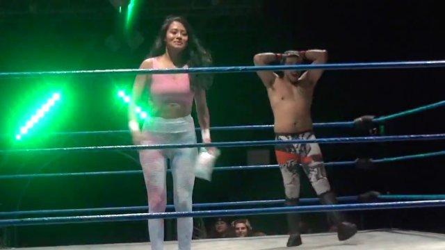 Iniestra & Eye Ortiz vs. Jose Acosta & LuLu La Reina - Premier Pro Wrestling PPW #359