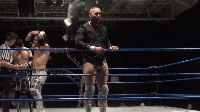 Chase Gosling, Pancho & Iniestra vs. Semsei, Charlie Hustle & Jesse Danger - Premier Pro Wrestling PPW #360