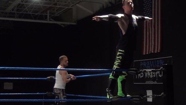 Iniestra & Pancho vs. Charlie Hustle & Jesse Danger - Premier Pro Wrestling PPW #361