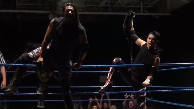 Ventura and Jose Acosta vs. Charlie Hustle and Jesse Danger - Premier Pro Wrestling PPW #363