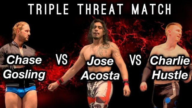 Chase Gosling (c) vs. Jose Acosta vs. Charlie Hustle - Premier Pro Wrestling PPW #363