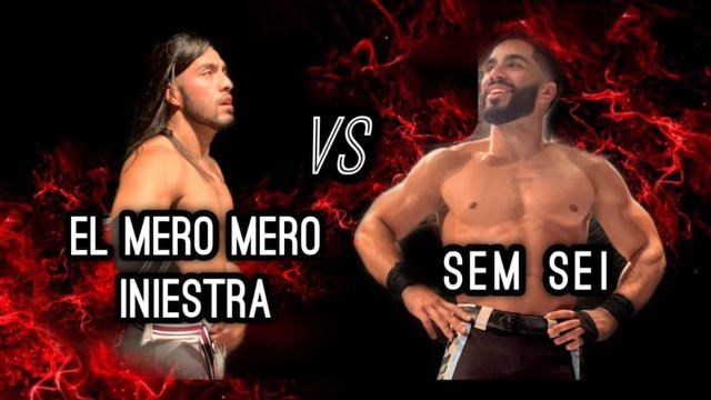 Iniestra vs. Semsei - Premier Pro Wrestling PPW #364