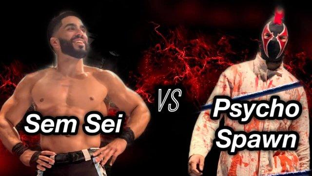 Semsei (c) vs. Psycho Spawn - Premier Pro Wrestling PPW #365