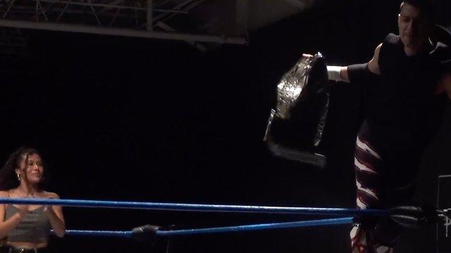 Ventura vs. Pancho - Premier Pro Wrestling PPW