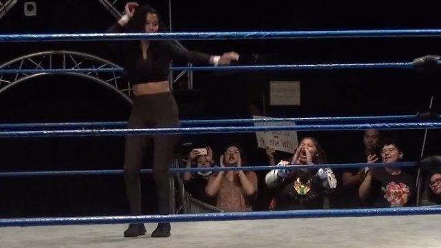 LuLu LaReina vs. Zero-1 - Premier Pro Wrestling PPW #368