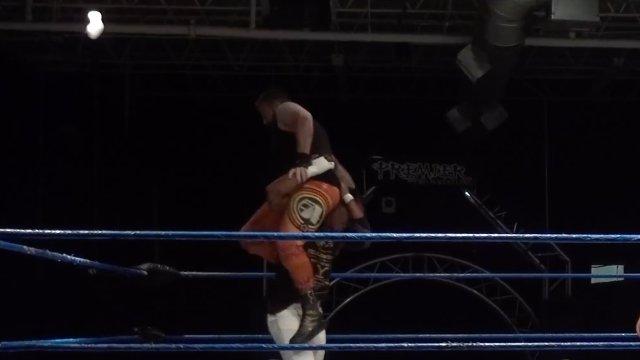 Not Bad Chad vs. Timm Castle - Premier Pro Wrestling PPW Dominance