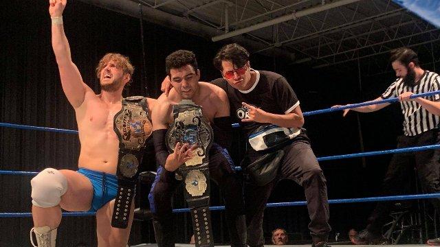Jose Acosta & Ventura (c) vs. Chase Gosling & Pancho - Premier Pro Wresting Dominance