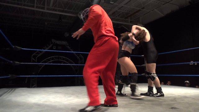 Skye Blue vs. Connor Corr vs. The Russian Assassin - Premier Pro Wrestling PPW #242