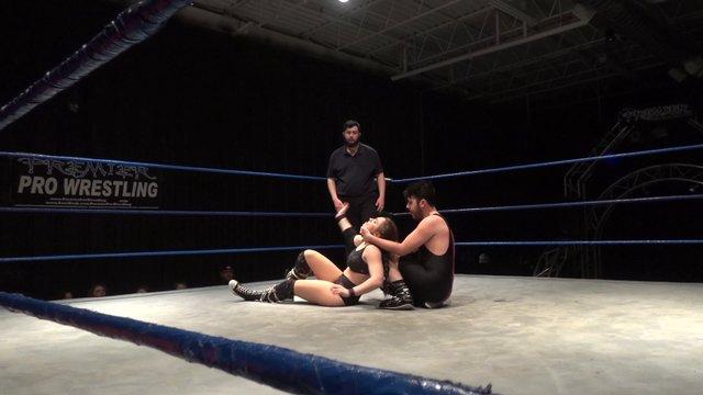 Skye Blue vs. Connor Corr - Premier Pro Wrestling PPW #243