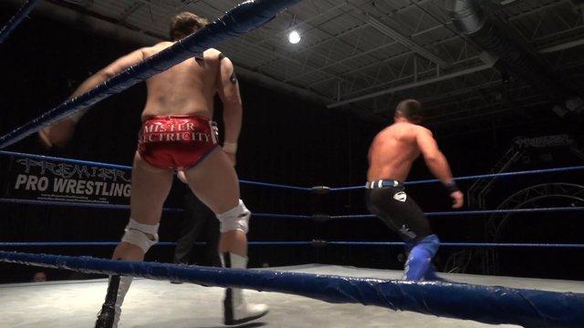 Chase Gosling vs. TJ Steel - Premier Pro Wrestling PPW #243