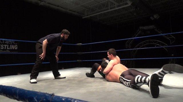 Sem Sei vs. Bryce Akers - Premier Pro Wrestling PPW #243