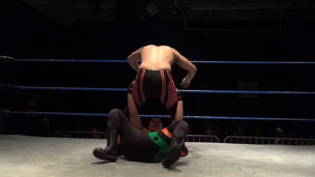 Jose Acosta vs. Bryce Akers - Premier Pro Wrestling PPW #244