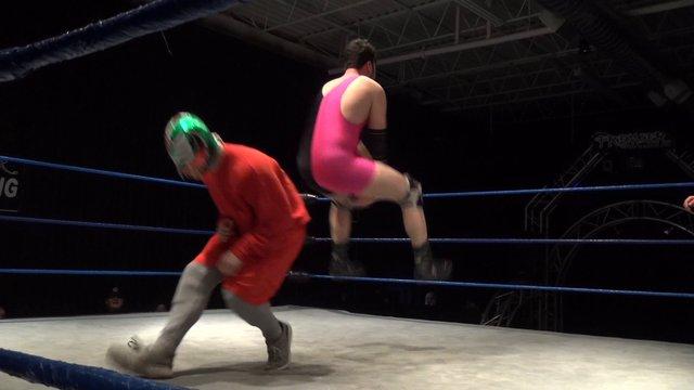 Connor Corr vs. Huevos de Oro II - Premier Pro Wrestling PPW #244