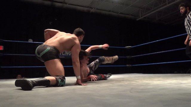 Matt Vine vs. Brandon Wolfe - Premier Pro Wrestling PPW #246