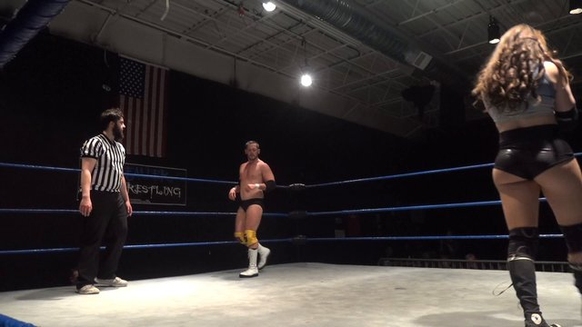 Skye Blue vs. Marcus Smith - Premier Pro Wrestling PPW #246