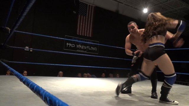 Skye Blue vs. Bryce Akers - Premier Pro Wrestling PPW #248