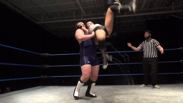 Skye Blue vs. Connor Corr vs. Slick Willy - Premier Pro Wrestling PPW #249